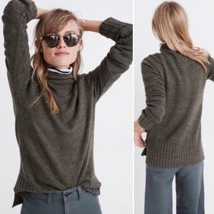 Madewell | Donegal Inland Turtleneck Sweater